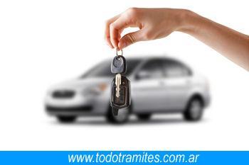 A Nombre De Quien Está un Auto En Argentina
