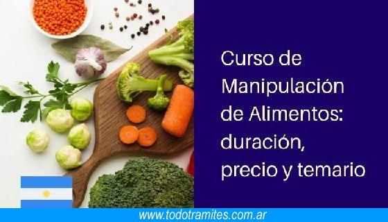 Certificado de Manipulación de Alimentos2 Obtén El Certificado De Manipulación De Alimentos En Argentina