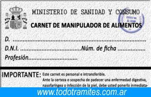 Certificado de Manipulación de Alimentos3 Obtén El Certificado De Manipulación De Alimentos En Argentina