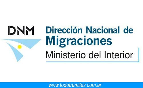 Dirección Nacional de Migraciones