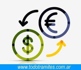 El registro de operadores de cambio