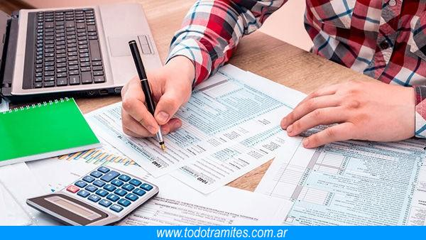 Formulario 460 Documentos Anexos