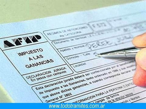 Formulario 711 1 Conoce Como Presentar El Formulario 711 De AFIP