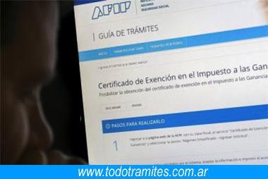 Formulario 830 AFIP 3 Como Presentar El Formulario 830 AFIP De Opción Al Art 18