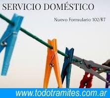 Formulario AFIP 102 4 Conoce Como Tramitar El Formulario AFIP 102 De Tu Empleada Doméstica