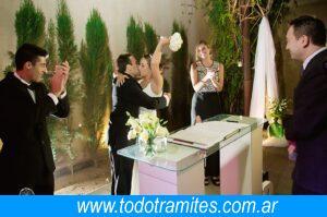 Los testigos del Matrimonio Civil
