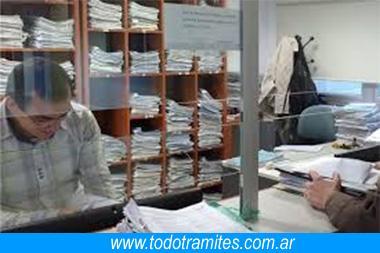 Planilla Internación Domiciliaria PAMI 4 Descarga La Planilla De Receptoría (Receptoría De Expedientes)