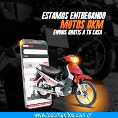 Requisitos para patentar una moto 0km