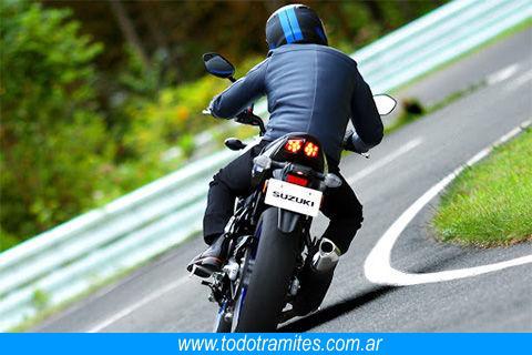Requisitos para patentar una moto 0km 5 Trámites Y Requisitos Para Patentar Una Moto 0km