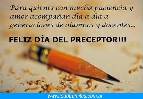 Requisitos para ser preceptor 9 Tramites Y Requisitos Para Ser Preceptor En Argentina