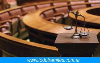 Tribunal Oral y Cámara.