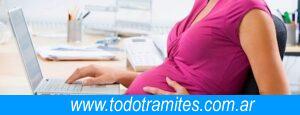 Turnos de la Asignación por Embarazo