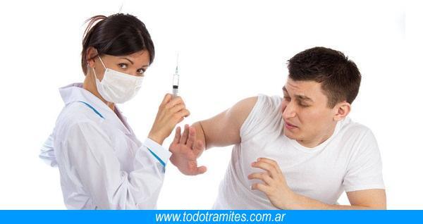 Vacunas para viajar a Bolivia