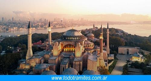 Viajar a Turquia desde Argentina