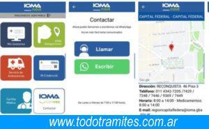 afiliacion ioma applicacion