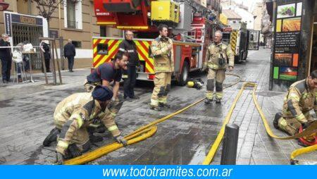 asiprante a bombero