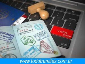 documentacion para viajar a Ecuador NR