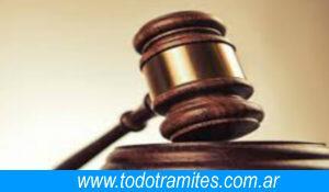 juicio final 1 ¿Cómo Se Tramita El Certificado De Juicios Universales?