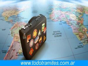 maleta mapa Obtén El Certificado De No Ciudadano Argentino - Cámara Nacional Electoral