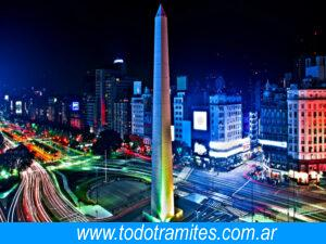 obelisco agertina Obtén El Certificado De No Ciudadano Argentino - Cámara Nacional Electoral