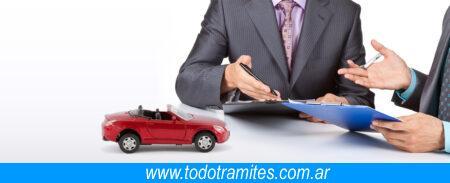 papeles necesarios para vender un auto
