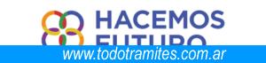 programa hacemos futuro Formulario FOTE - Formulario De Terminalidad Educativa