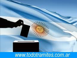 requisitos para votar Argentina