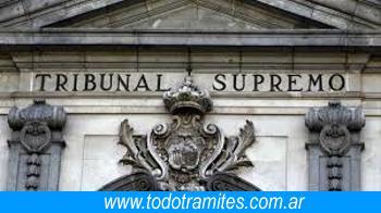 Tribunal Superior.