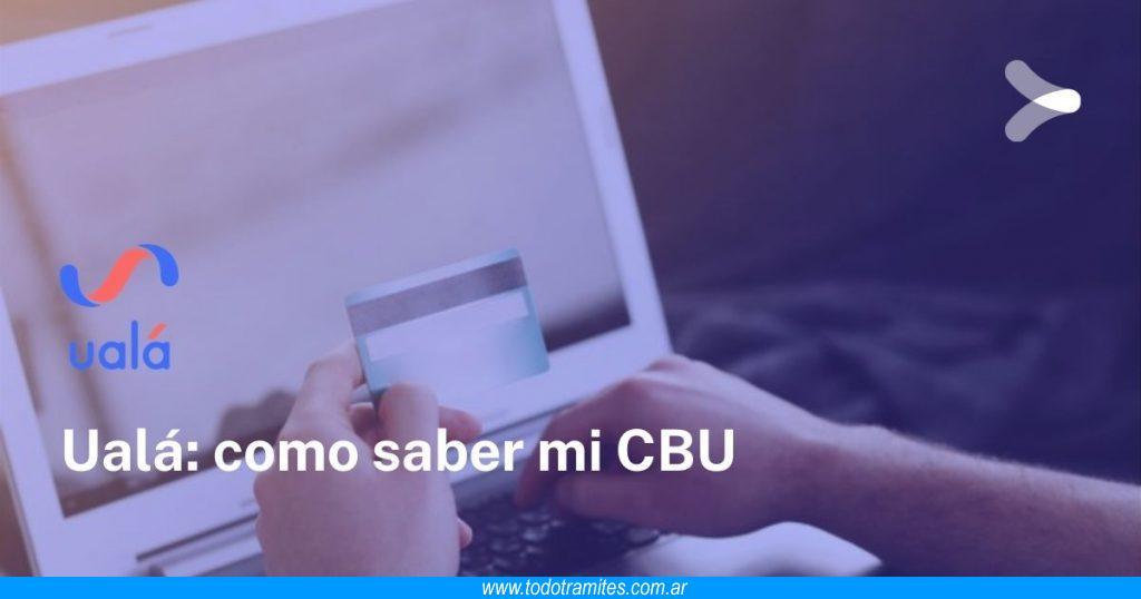 Ualá tiene CBU