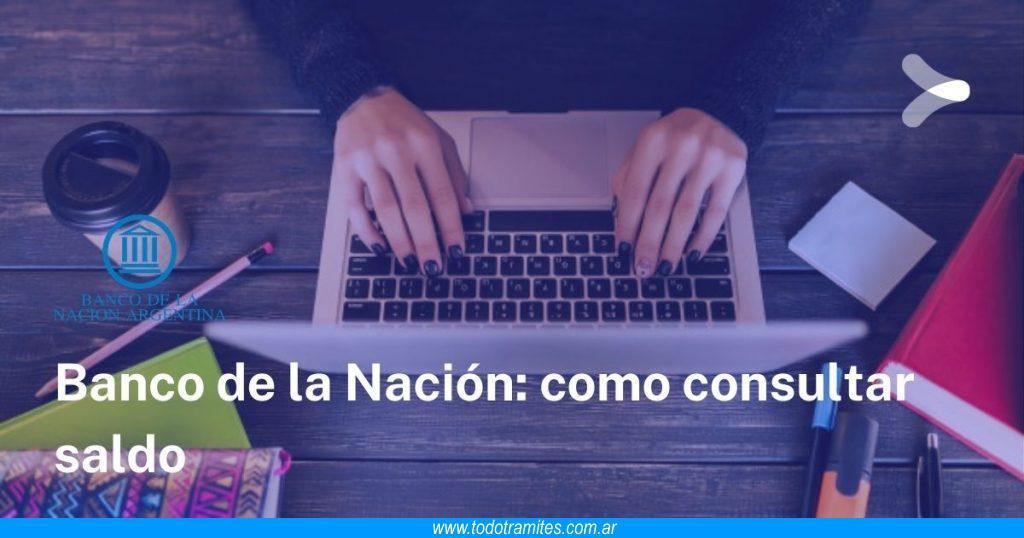 Tarjeta Maestro del Banco Nación -  consultar saldo