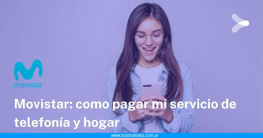 Cómo pagar Movistar Telefonía celular y Hogar