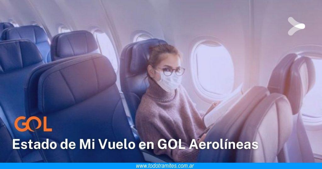 Cómo ver el estado de mi vuelo en GOL