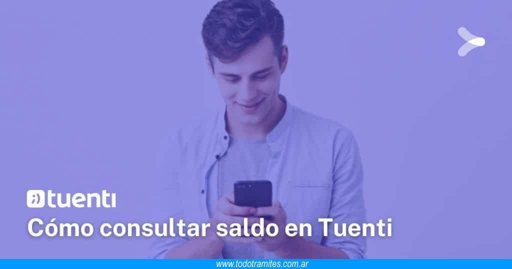 Cómo consultar saldo en Tuenti Argentina