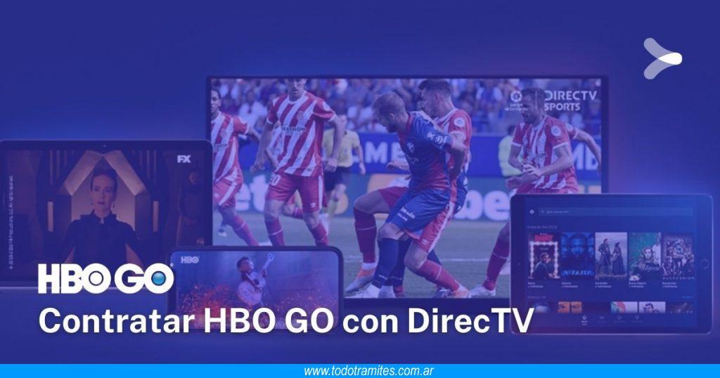 Cómo contratar HBO GO si tengo DIRECTV