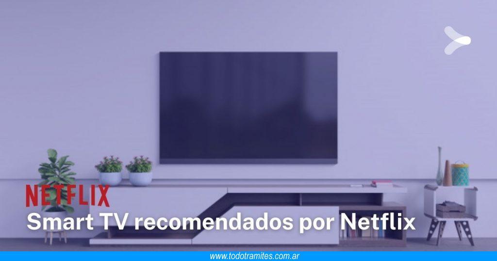 Cuáles son los mejores televisores para ver Netflix