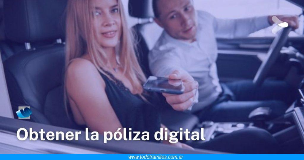 Cómo obtener la póliza digital de Seguros Rivadavia