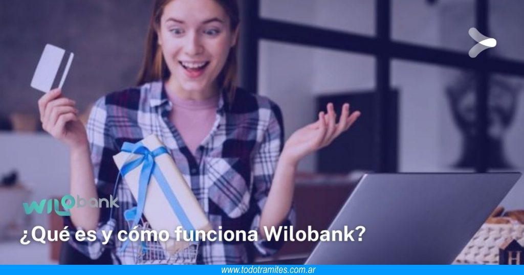 Qué es y cómo funciona Wilobank