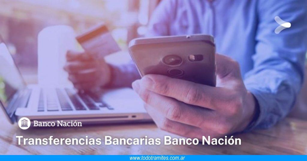 Cómo realizar una transferencia bancaria por Home Banking en el Banco Nación