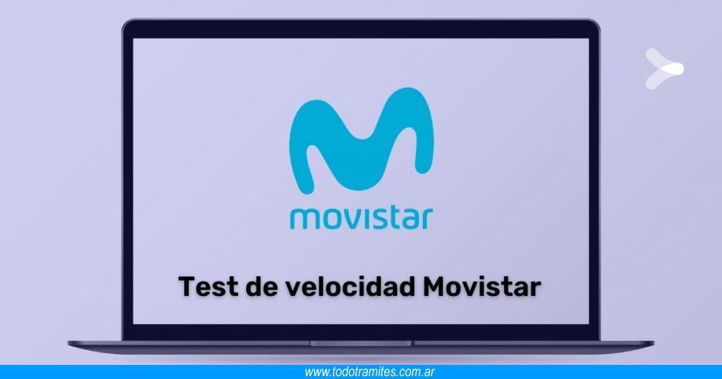 Test de velocidad Movistar -  medidor de velocidad de Internet gratuito
