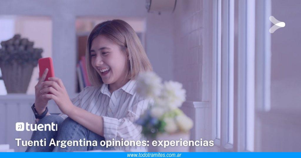 Tuenti Argentina opiniones -  lo bueno y lo malo de esta compañía de telefonía móvil