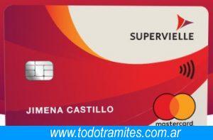 Ver Resumen de Tarjeta de Crédito Supervielle.