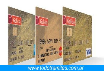 ¿Cómo Ver mi Resumen de Cuenta VISA Galicia? MasterCard y Amex.