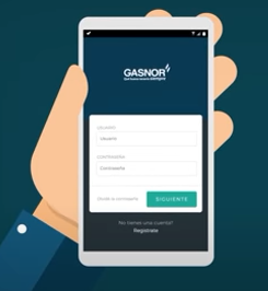 app gasnor