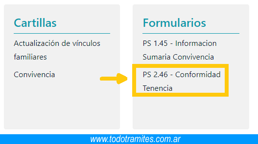 Paso 4 descargar Formulario 2.46